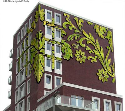 Green Facade Design Green Facade Designs